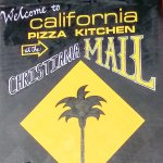 CA Pizza Kitchen at the Mall