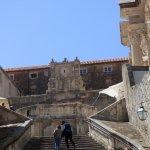 "The "" Spanish steps """