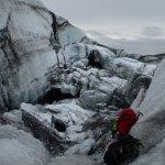 Our ice climbing playground