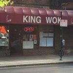 King Wok resmi