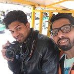 Me and Sandesh