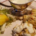 Lump crab cake.