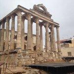 Precioso Templo romano!!!