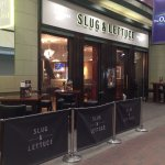 Slug and Lettuce at The O2