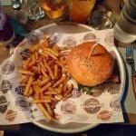 burger BBQ