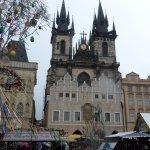 Foto di Piazza della città vecchia (Staromestske namesti)