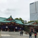 Photo of Hie Shrine