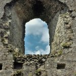 Castle window.