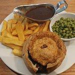 steak pie highly recomened
