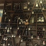 Opções de vinhos