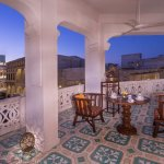 Bismillah Room Terrace