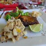 Scenes from Grand Coastal Hotel/restaurant