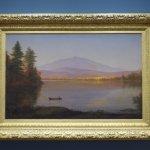 Lake Millinocket with Mount Katahdin as a backdrop