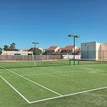 Omni Tennis Courts