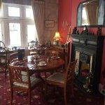Our elegant dining room