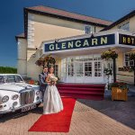 Another sunny day at The Glencarn Hotel
