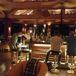 Die gemütliche Pool Bar