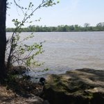 Arkansas River Lee Creek Park