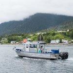 Sitka Alaska Fishing Boats