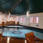 Heated Swimming Pool on 1st Floor