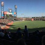 AT&T Giants Stadium in glorious sunshine