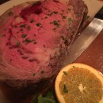 Prime Rib served Friday's and Saturday's