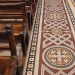 Beautiful tiled floors