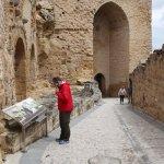 entree van het fort