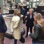Sharing the Albert & Victoria Museum