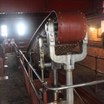 One of three huge working beam engines