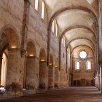 Die Kirche des Klosters Eberbach
