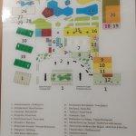 Mapa de instalaciones