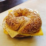 Cupertino's NY Bagels and Deli Foto