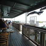 Patio Seating at Riverside Cafe, Vero Beach, FL