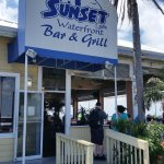 Foto di Sunset Waterfront Grill & Bar