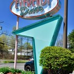 Eveready Diner, Hyde Park, NY - Sign
