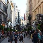 Photo of Vaci Street