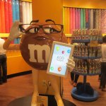 Inside M & M World