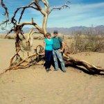 Foto de Mesquite Flat Sand Dunes