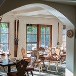 The infamous Alpen Stube Lounge