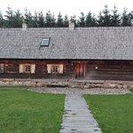 Skansen w Bialowiezy
