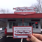 Dairy Dream Gift Cards