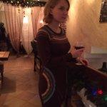 С вином :)