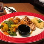 Tenesee Chicken with Mashed