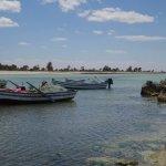 Barques de pêcheurs Sidi Jmour