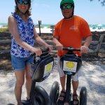 Gary & Cynthia - AMI Segway Tour '17