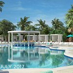 Newly renovated pool coming July 2017