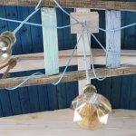 Detalle de la lámpara