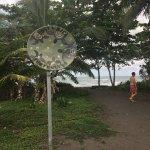 Pal aan het strand