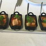 Los mejores almuerzos en restaurante Luna de Santa Rosa